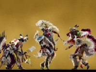 Native American Dance Performance