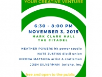 Art + Business: Launch Your Creative Venture