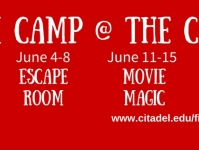 STEAM Camp at The Citadel