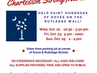 PaintStrong CharlestonStrong Mural