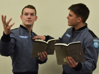 Renaissance Cadets: Dramatic Interpretations