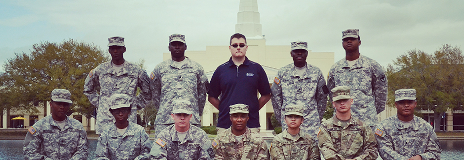 Charleston Southern University Army ROTC
