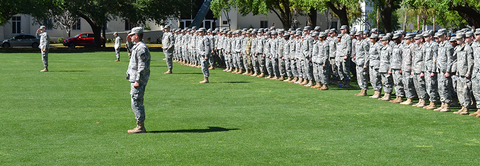 The Citadel Army ROTC