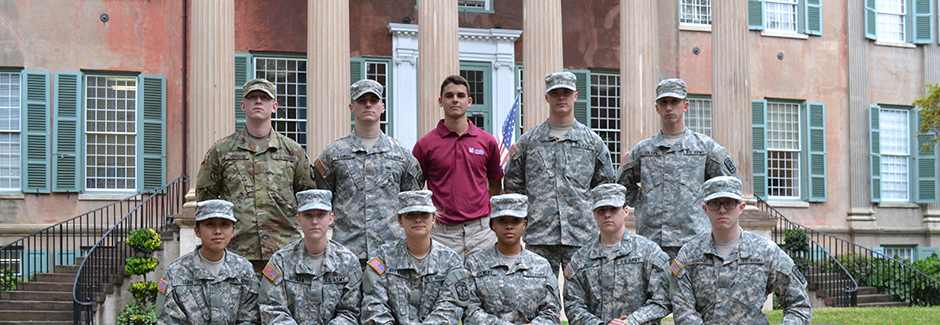 College of Charleston Army ROTC