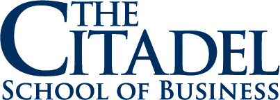 The Citadel School of Business logo