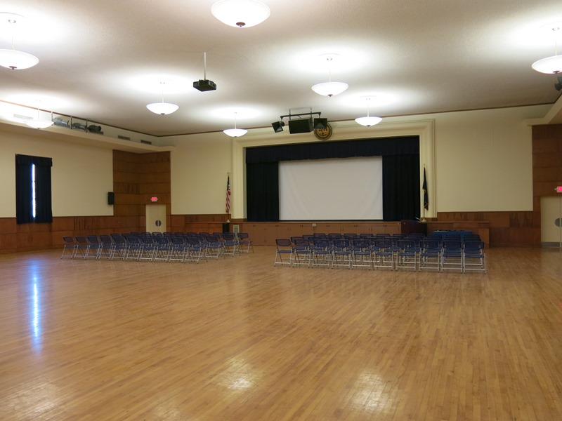 Buyer Auditorium