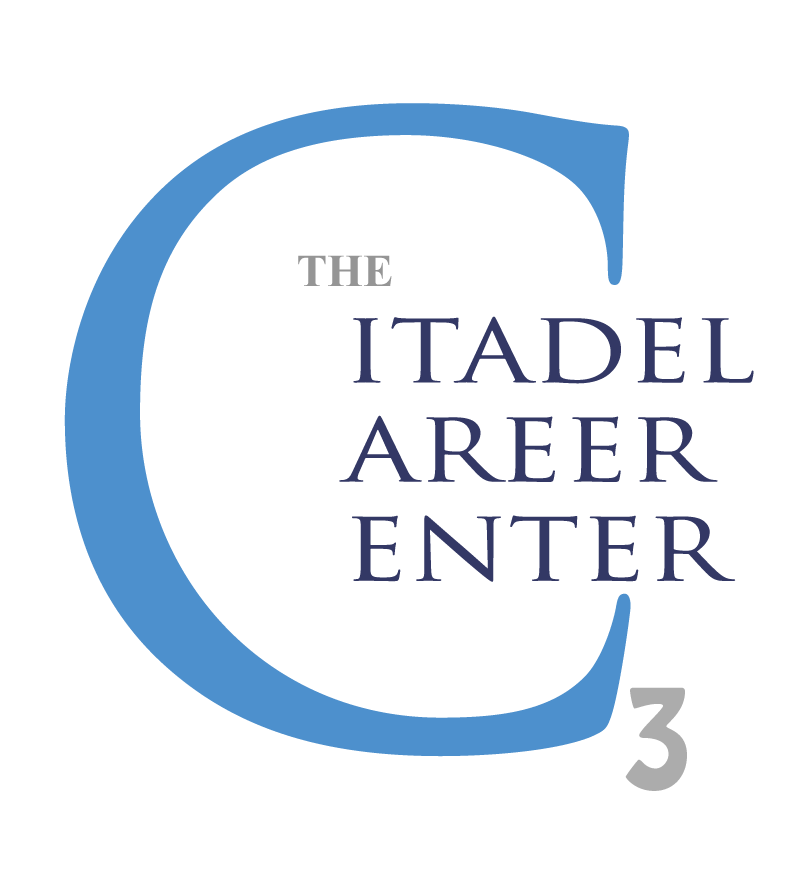 The Citadel Career Center logo
