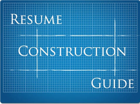 Resume Construction Guide, The Citadel Career Center