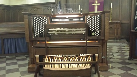 Chapel Organ Project