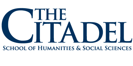 The Citadel School of Humanities and Social Sciences Logo