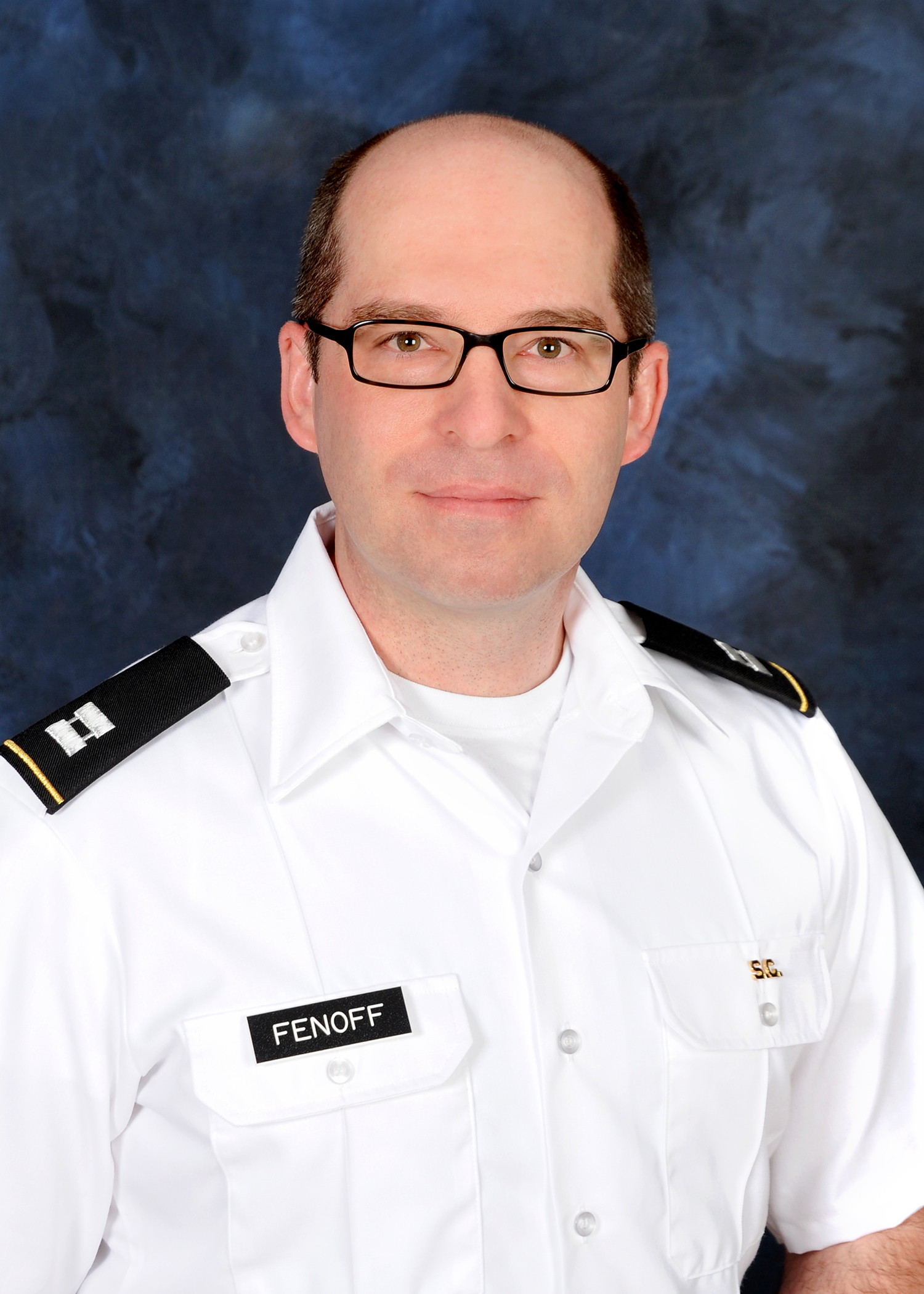 Roy Fenoff, Full Time Faculty, The Citadel Department of Criminal Justice