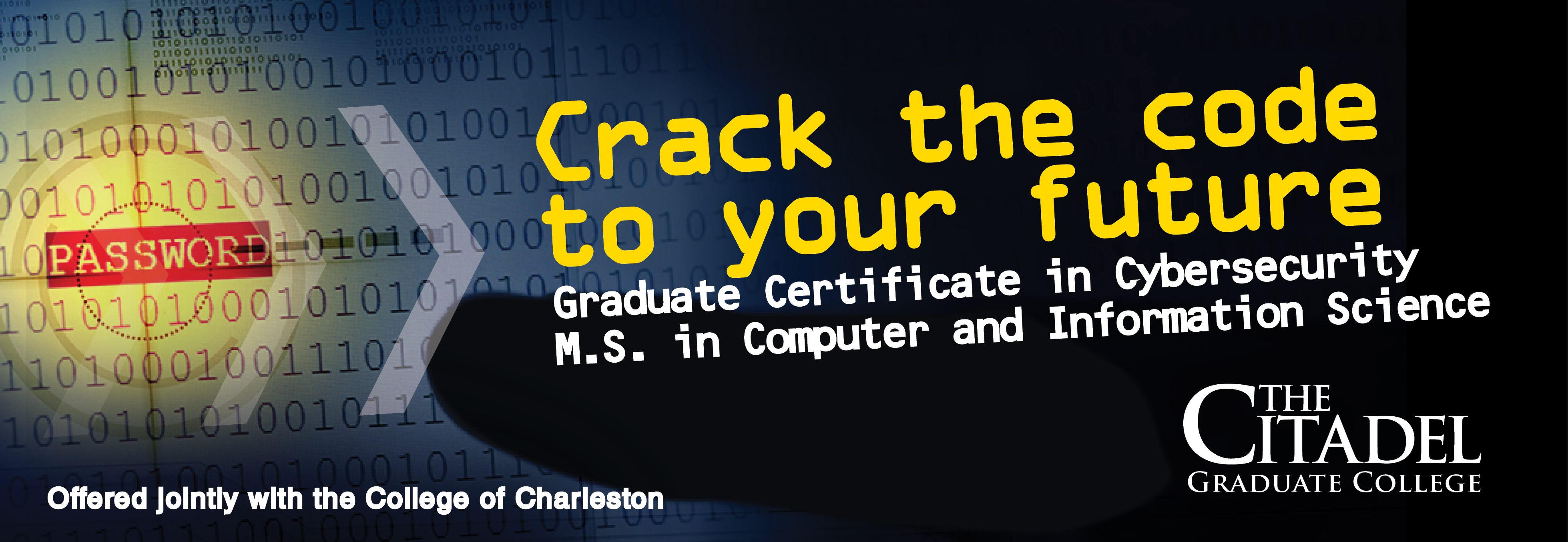 Cybersecurity computer science programs silicon harbor the cybersecurity computer science programs silicon harbor the citadel charleston sc xflitez Images