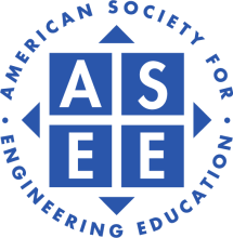 asee blue logo