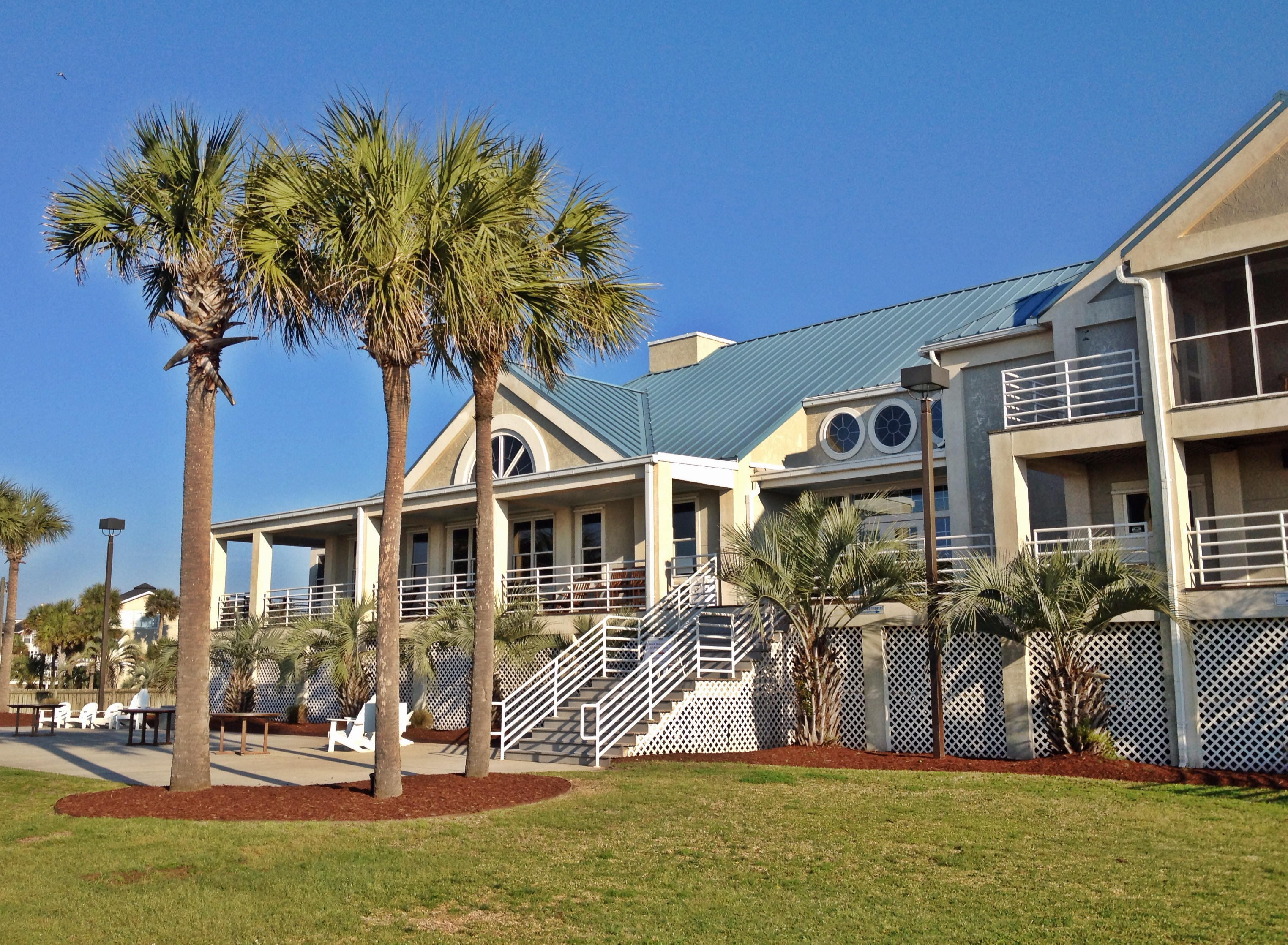 The Citadel Beach Club: Event Space - The Citadel - Charleston, SC