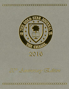 gold star 2016 cover