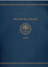 The Gold Star Journal, 2008 Edition