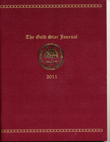 The Gold Star Journal, 2011 Edition