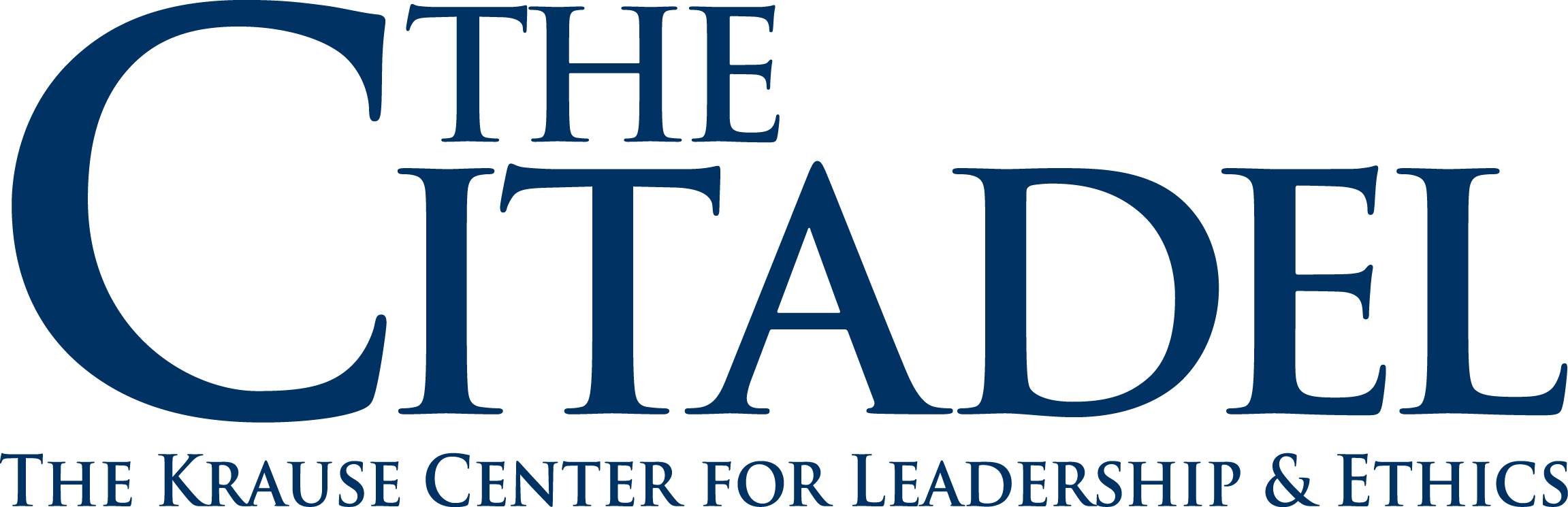 Krause Center for Leadership and Ethics logo