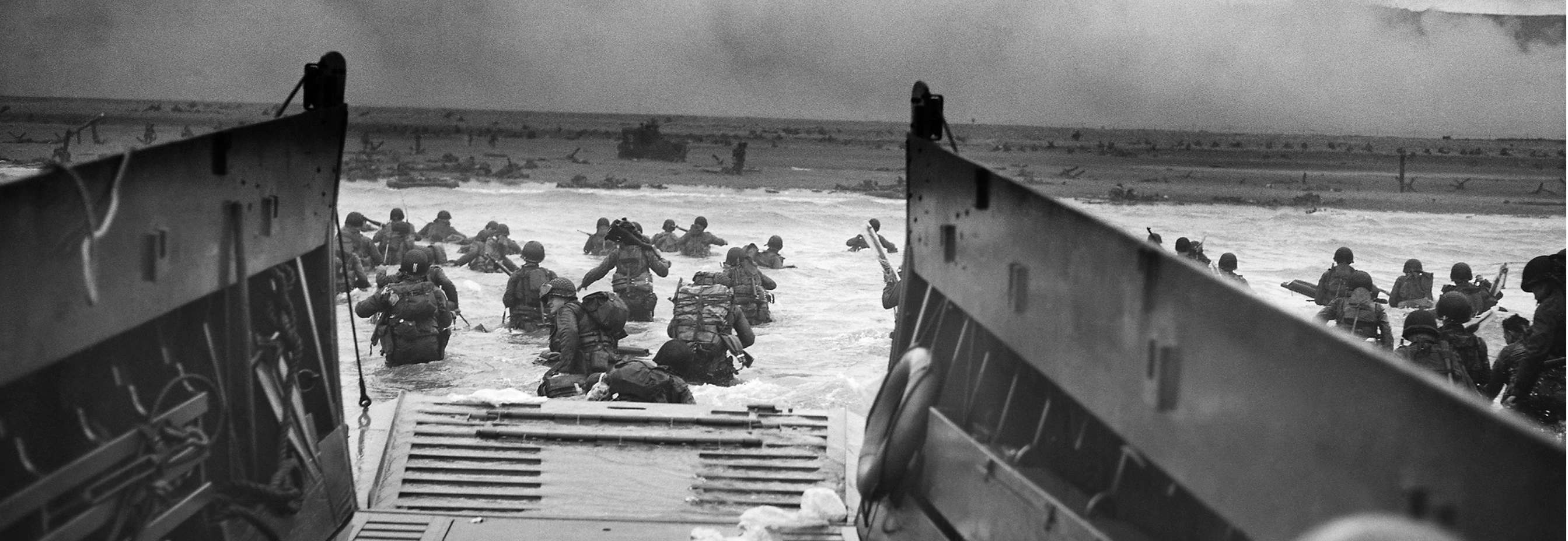 D-Day Normandy Invasion of 1944