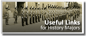Useful Links for History Majors
