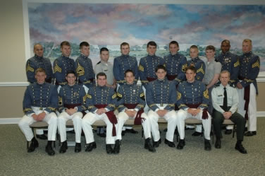 2011 Honors Program Graduates, The Citadel