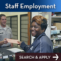 staff employment button