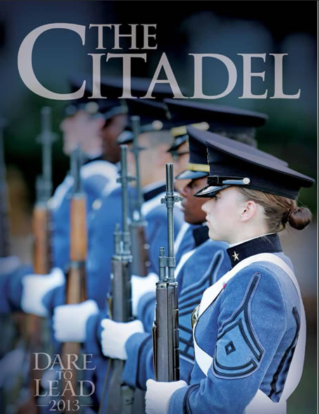 The Citadel, 2013 Campus Magazine
