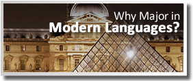 Why Modern Languages?