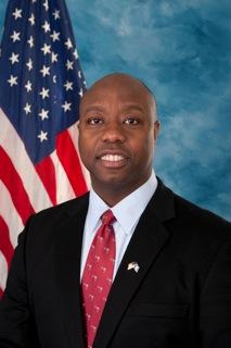 Senator Tim Scott at The Citadel