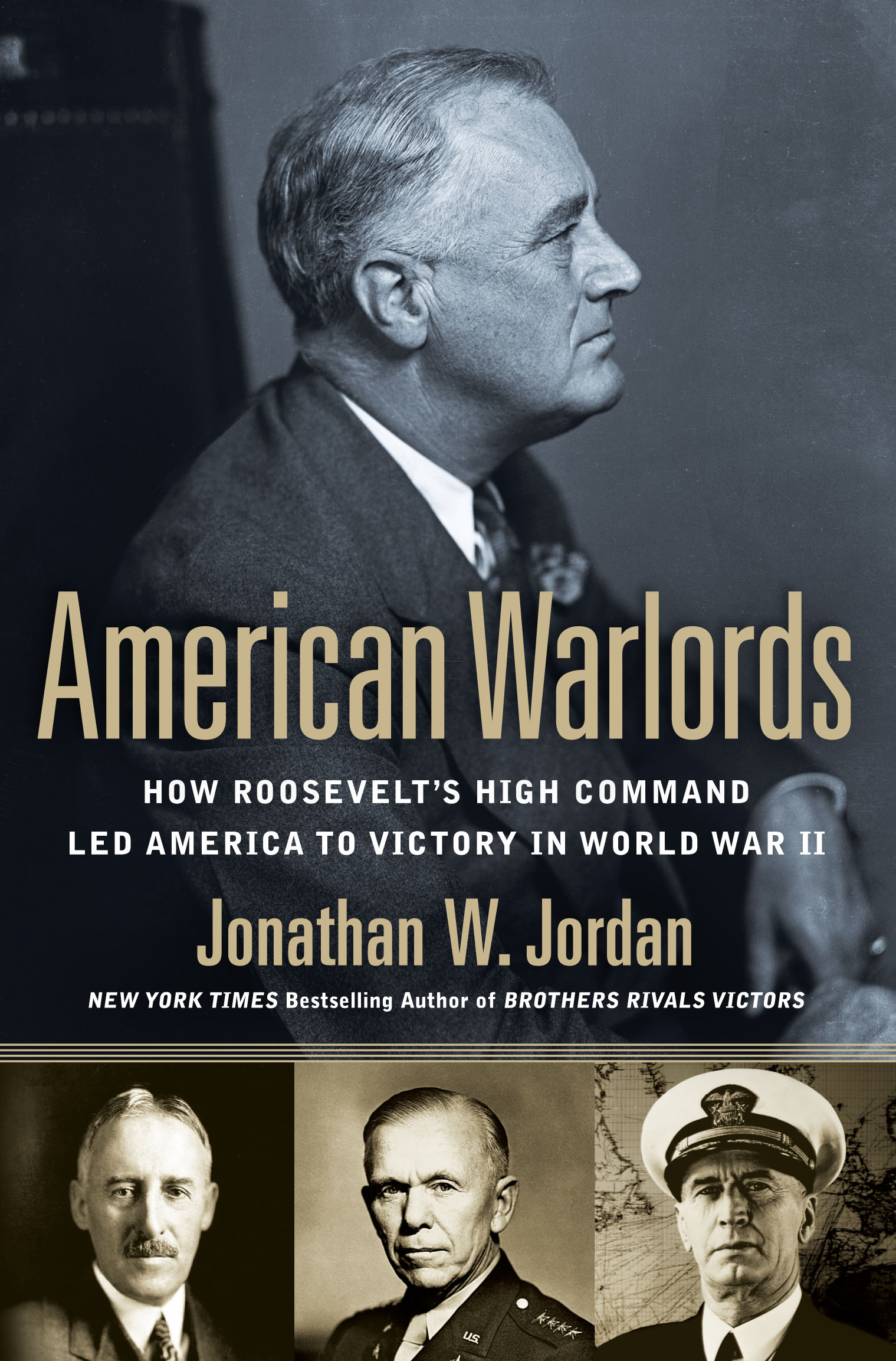 American Warlords book cover