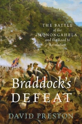 braddock's defeat book