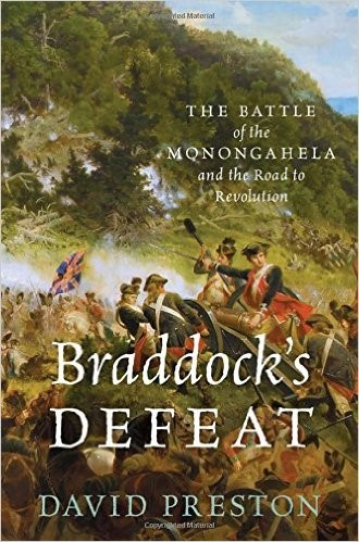 Braddock's Defeat by David Preston, The Citadel
