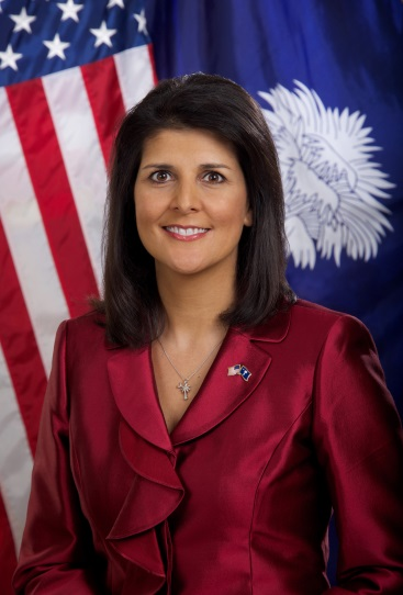 nikki haley head shot