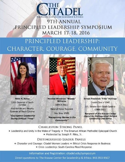 principled leadership symposium 2016