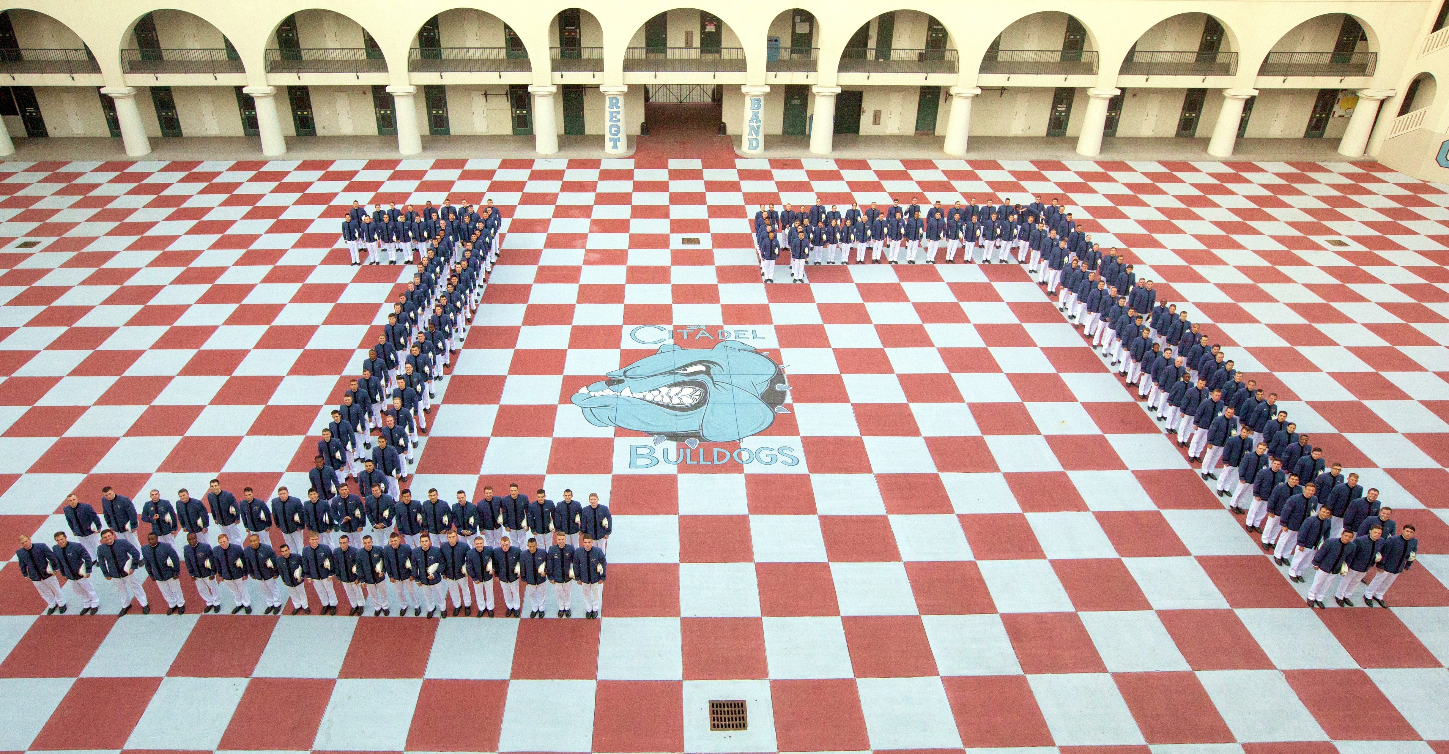The Citadel Class of 2017