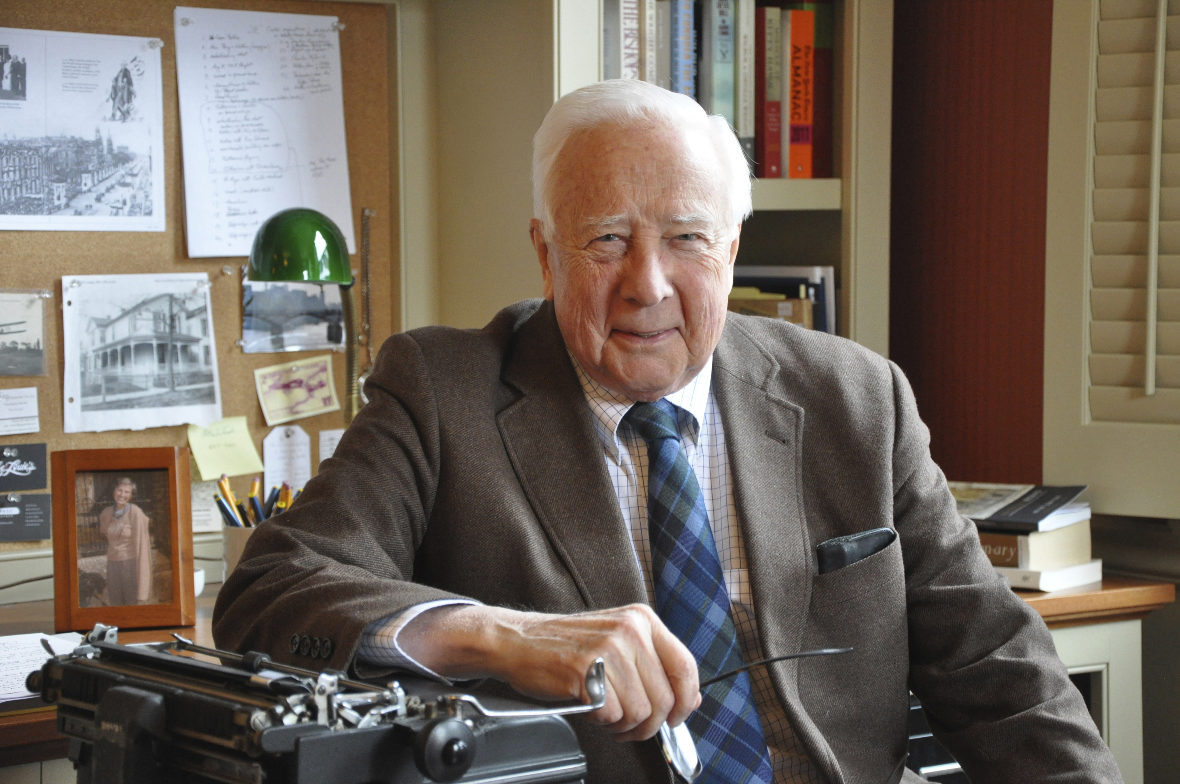 David McCullough at The Citadel