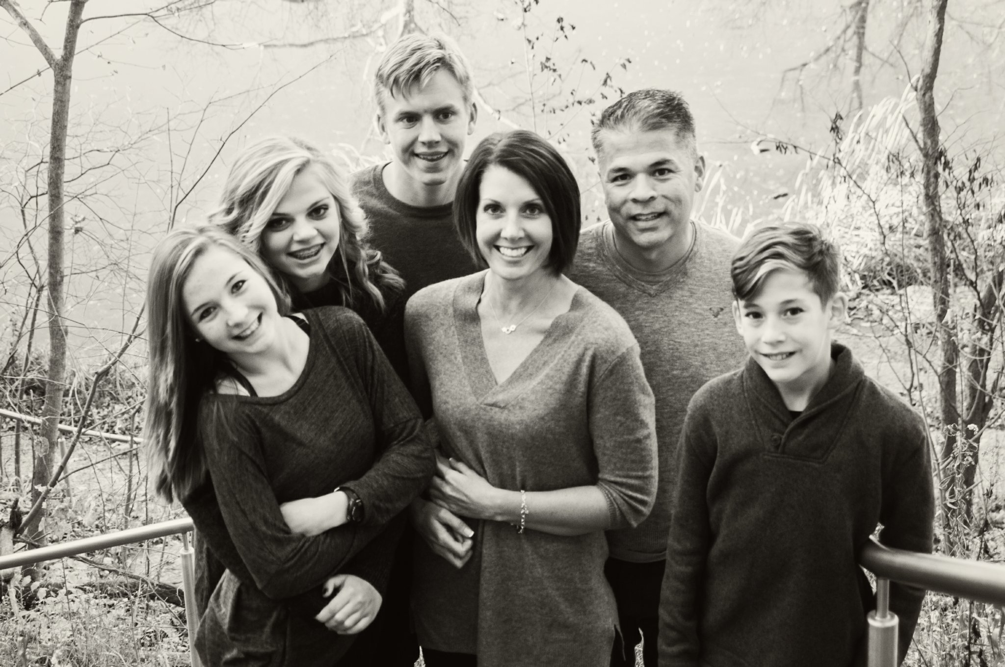 The Chitwood Family, Indianapolis, Indiana