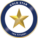 Citadel-Gold-Star-Badge