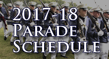 The Citadel Parade Schedule
