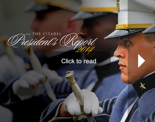 The Citadel Presidents Report 2014