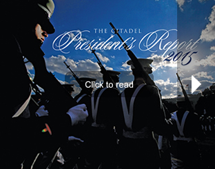 The Citadel Presidents Report 2015