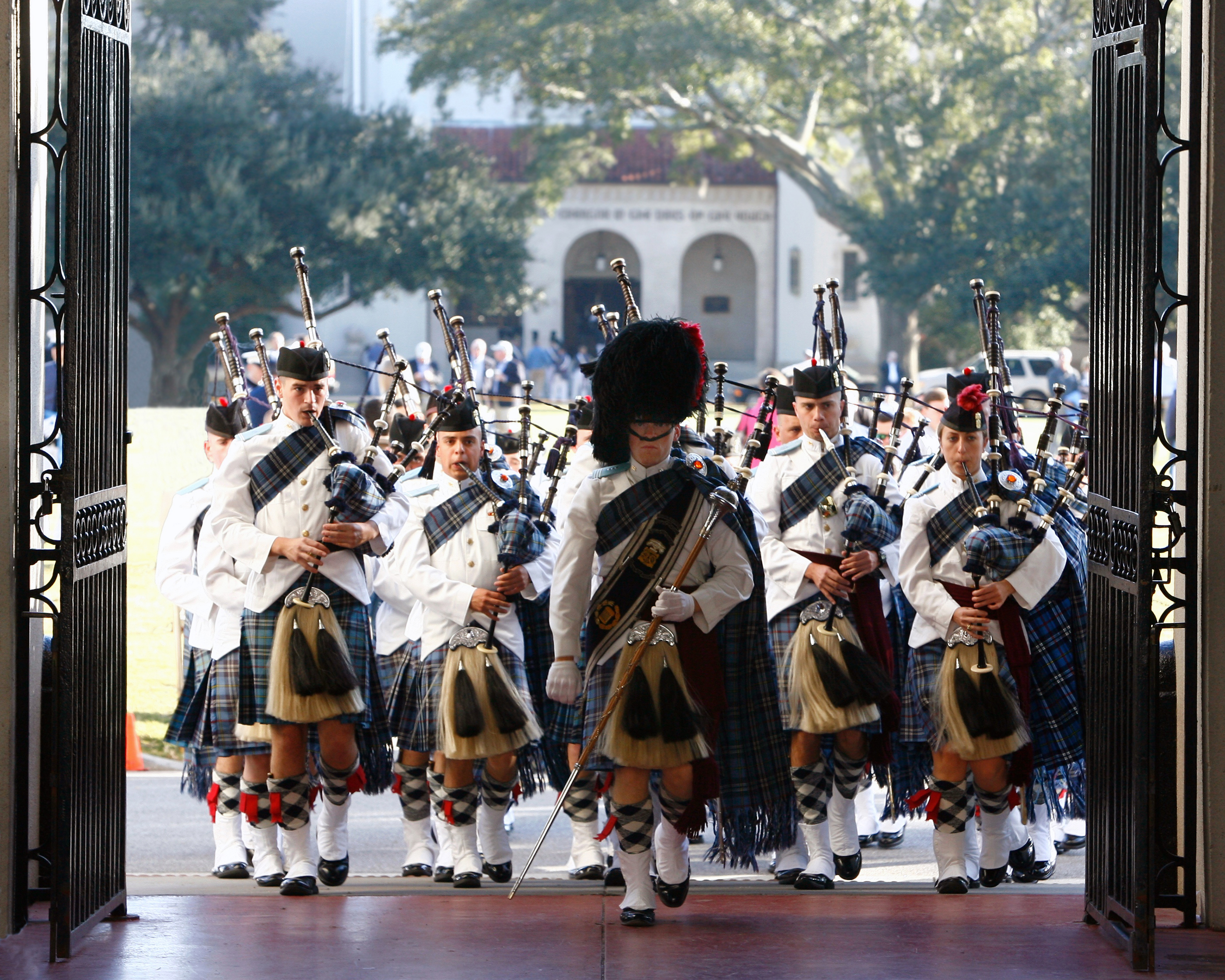 The-Citadel-Pipes-Band-2015