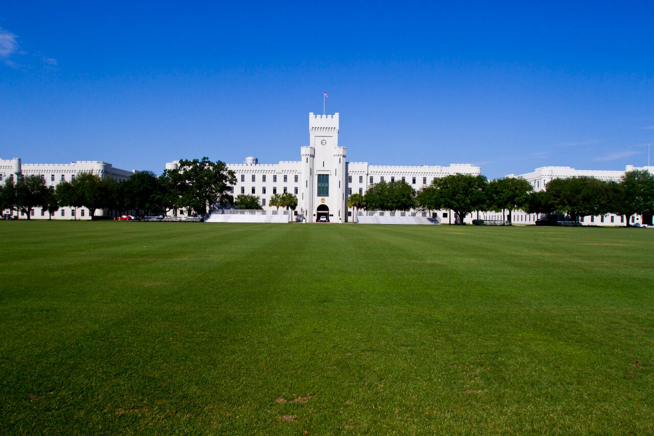 wide-shot-citadel-campus-blue-skies-2015