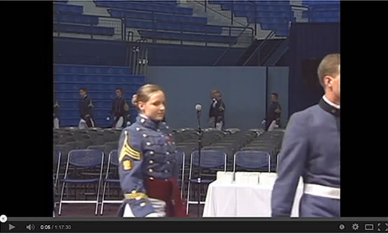 2013 Citadel Ring Ceremony