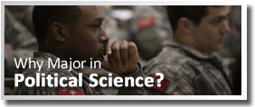 Why Major in Political Science?