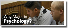 Why Major in Psychology?