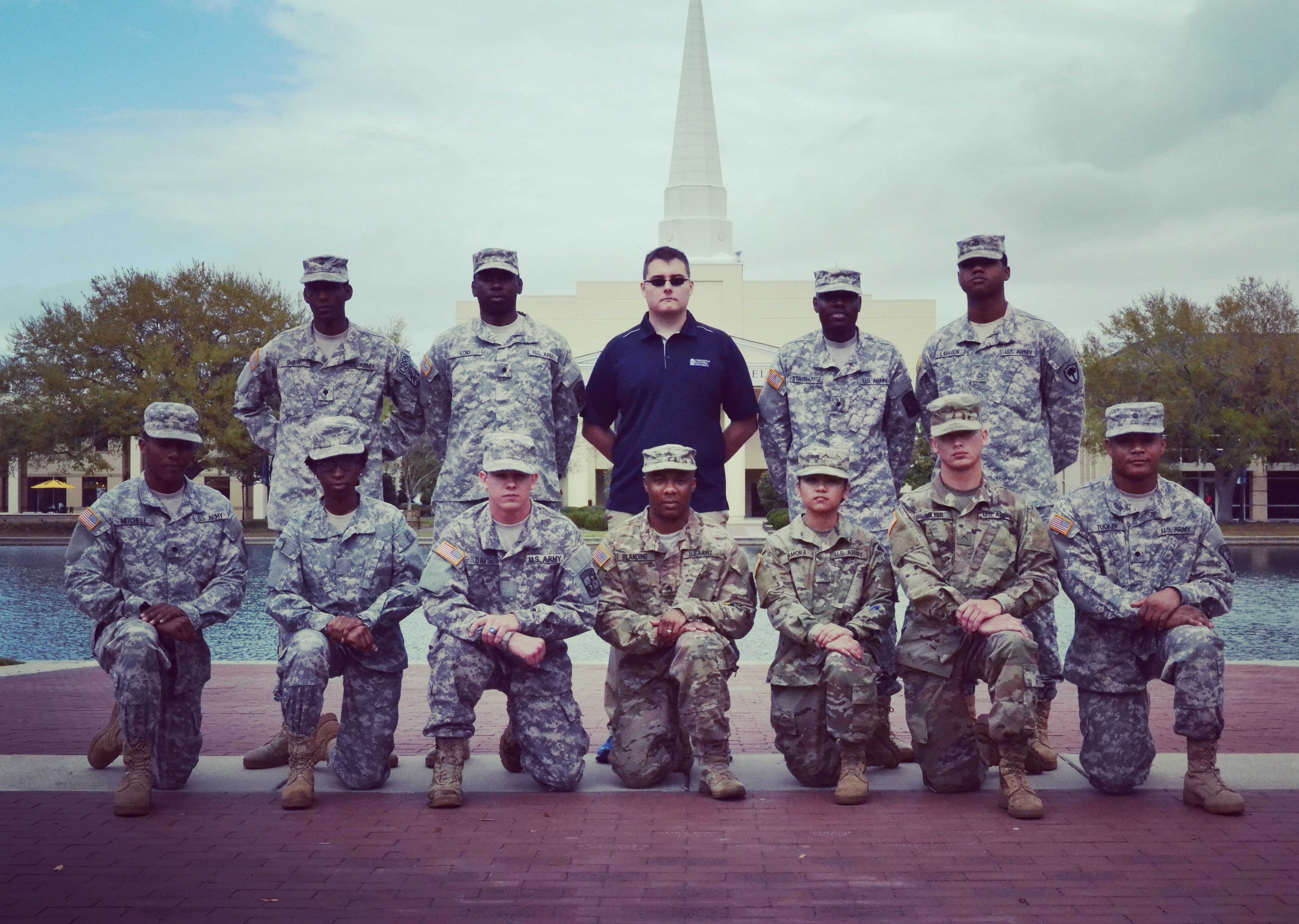 charleston southern army rotc