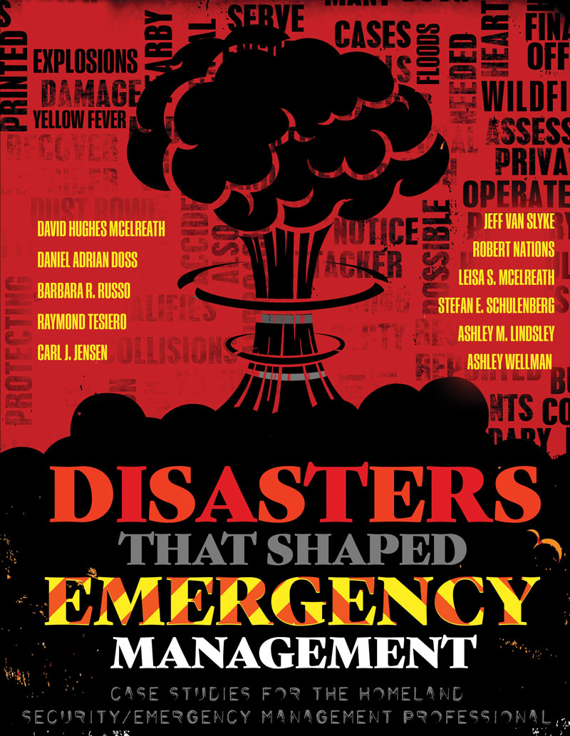 disasters that shaped emergency management jensen
