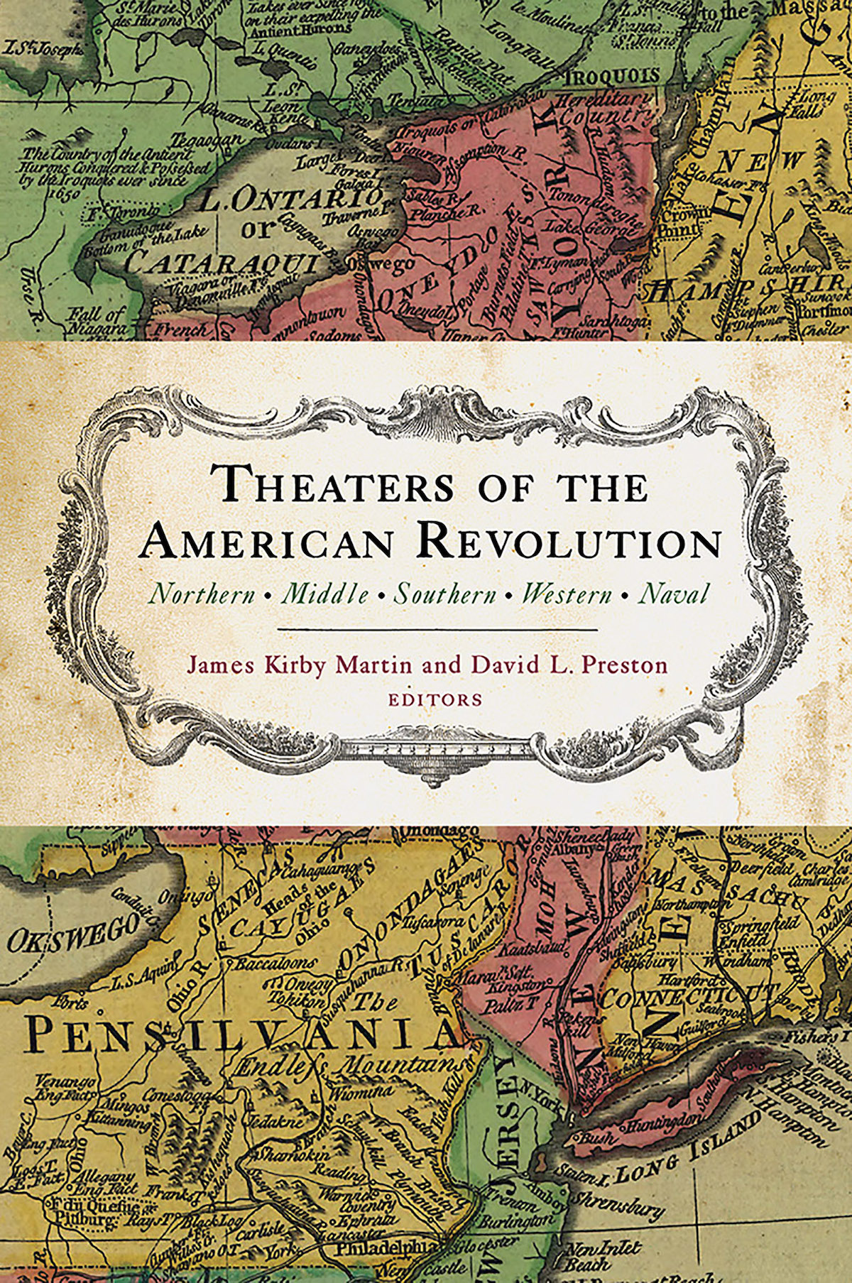 theaters-of-american-revolution