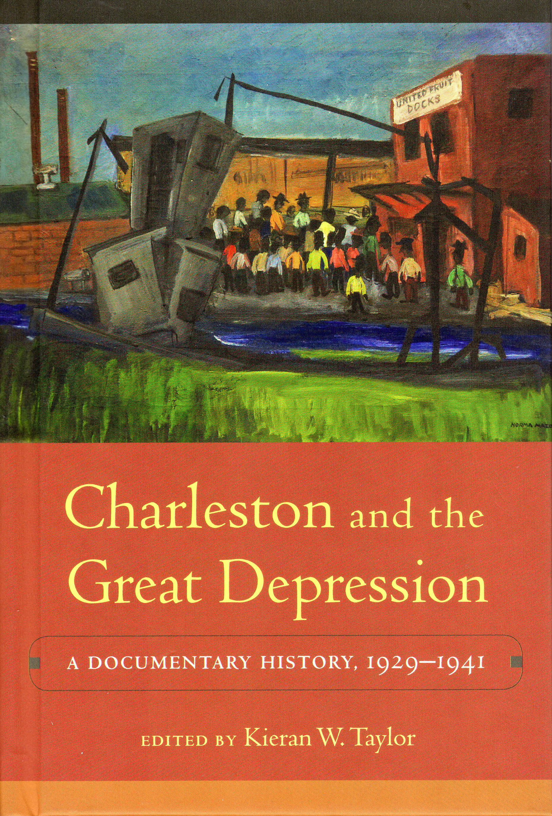 Charleston and the Great Depression: A Documentary History